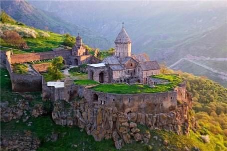 هزینه سفر به ارمنستان در اسفند ماه