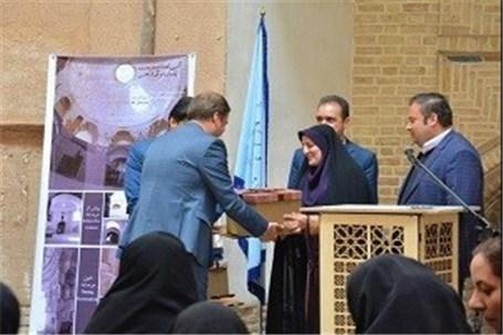 افتتاح چهارسوق بازار شاه یحیی یزد در روز جهانی بناها و محوطههای تاریخی