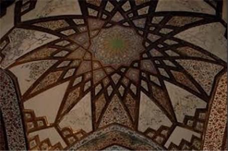 مرمت نقاشی های شاهزادگان قاجار در کاشان