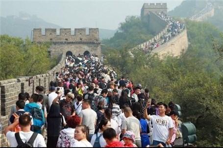 اثر جهانی چینیها بر گردشگری