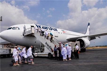 بازگشت ۱۷ هزار حاجی به ایران