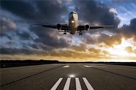 فرود اضطراری پرواز شیراز- تهران در فرودگاه شهید دستغیب