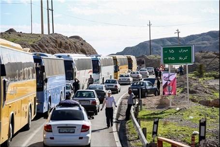 نحوه خروج وسائط نقلیه زائران اربعین ابلاغ شد
