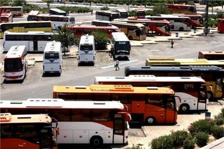 آیا اتوبوسهای مسافربری در جادهها اجازه تردد دارند؟