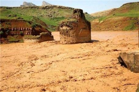 سیل به حدود ۲۰۰ اثر تاریخی آسیب زد