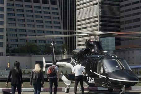 افتتاح تاکسیهای هوایی در آمریکا