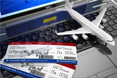 فروش ۴۰۰ میلیون تومانی بلیت هواپیما به آمریکا