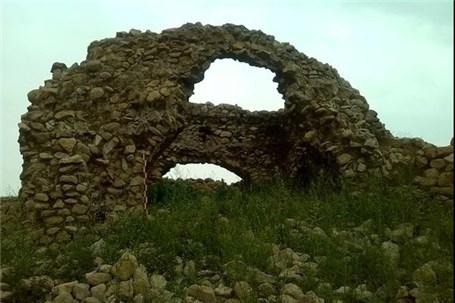 چهارطاقی درهبوری از لالی در فهرست آثار ملی ثبت شد