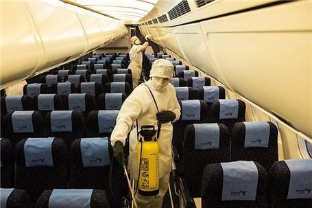 استفاده از ماسک در هواپیما و فرودگاه اجباری شد