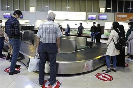 جزئیات اجرای پروتکلهای کرونایی در فرودگاه