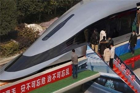 تحول اقتصاد چین با قطارهایی نزدیک به سرعت هواپیما